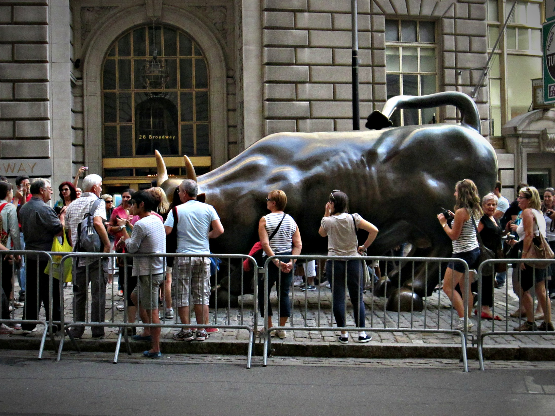 Charging Bull, New York
