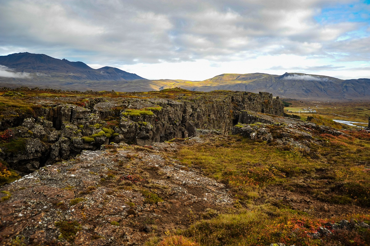 Iceland, Thingvellir