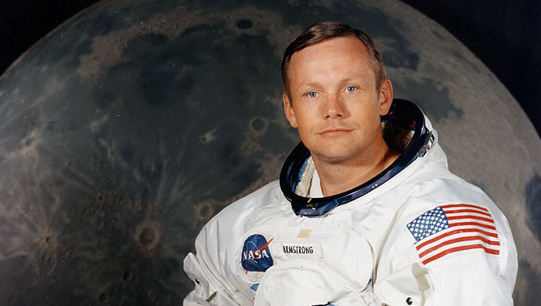 neil armstrong NASA picture